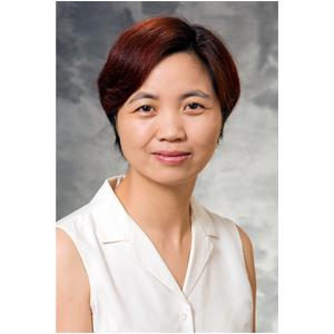 Ying Ge headshot