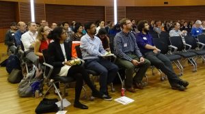 Audience from Fall Symposium